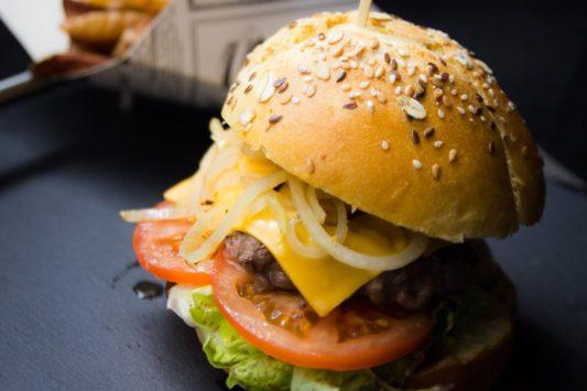 Burger CLASSIQUE - Maccenzo