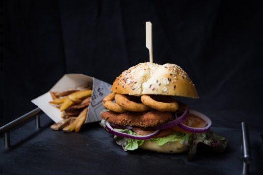 Burger CROUSTY - Maccenzo