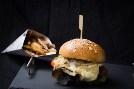 Burger SAISON - Maccenzo