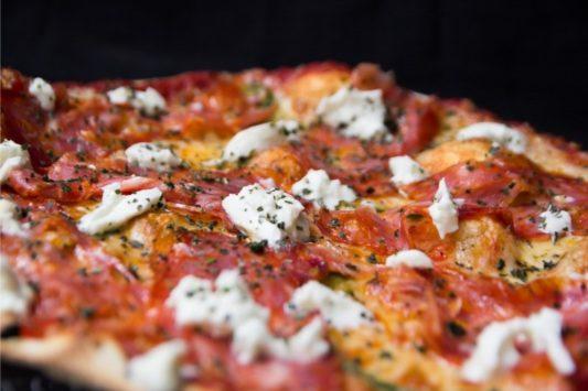 Pizza de saison - Maccenzo