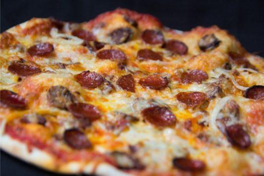 Pizza KIPIC - Carte Maccenzo