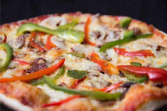 Pizza Orientale - Maccenzo