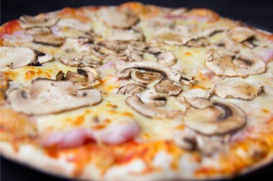 Pizza Reine - Maccenzo