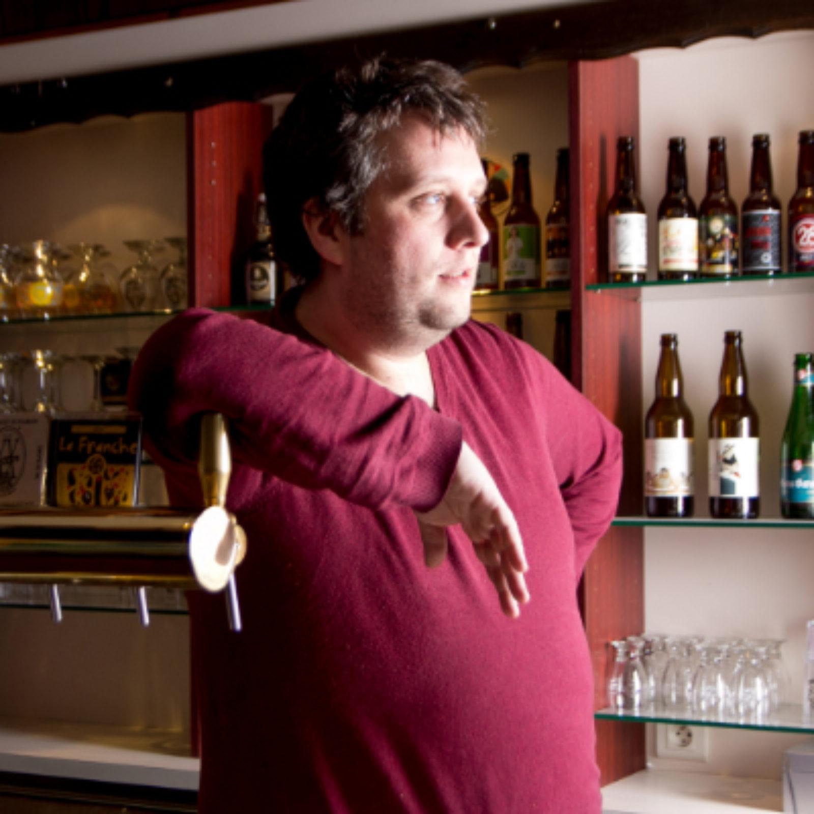 Pierre, barman bières