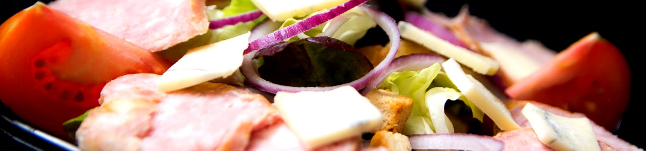 Carte, les salades