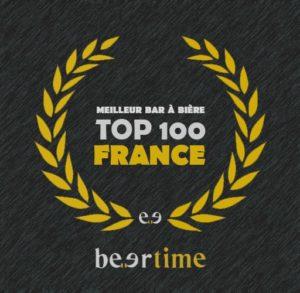 TOP 100 meilleurs bars à bières de France