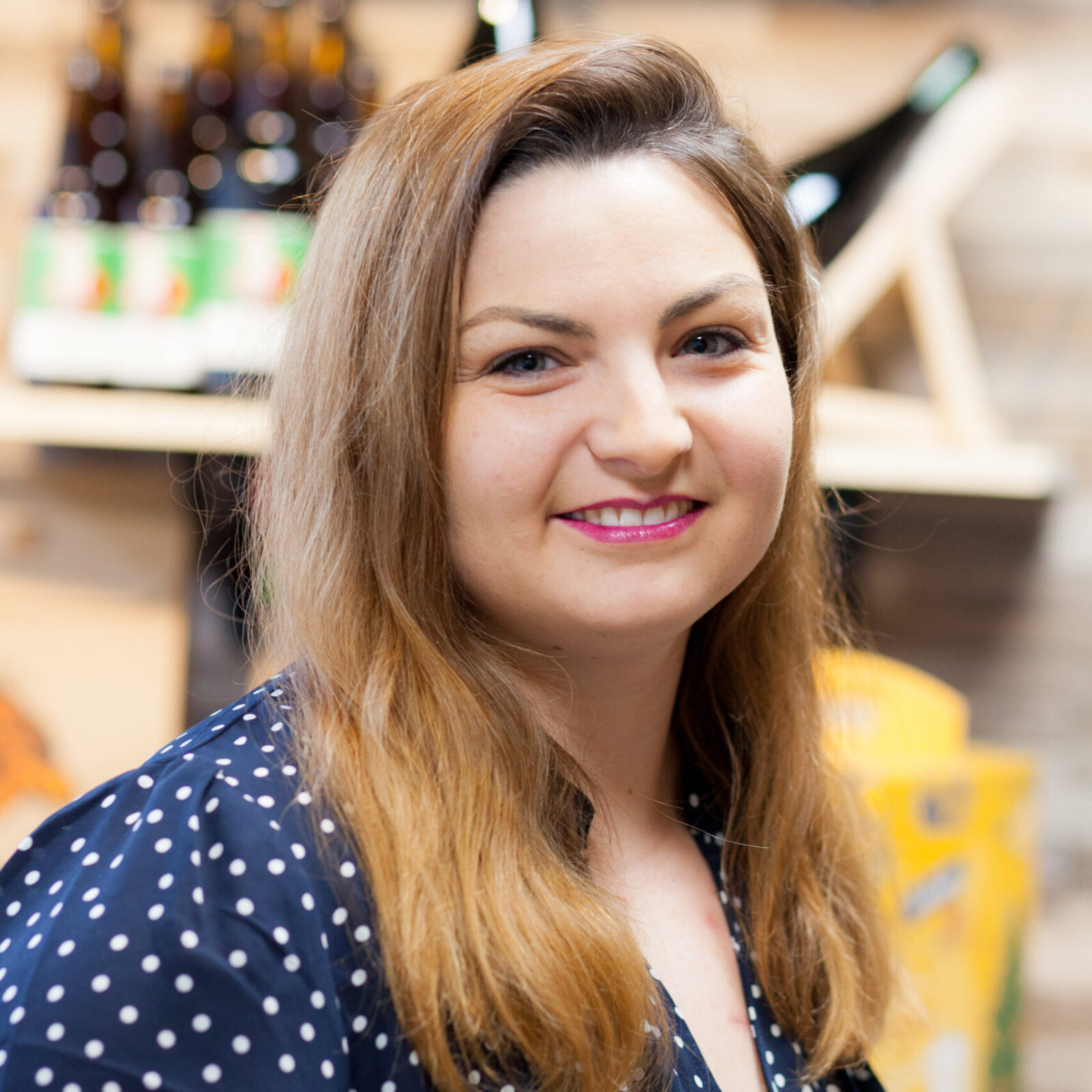 Marie - Responsable Maccenzo Beer
