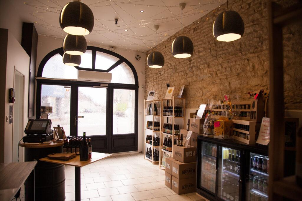 Cave à bière - Maccenzo Marnay