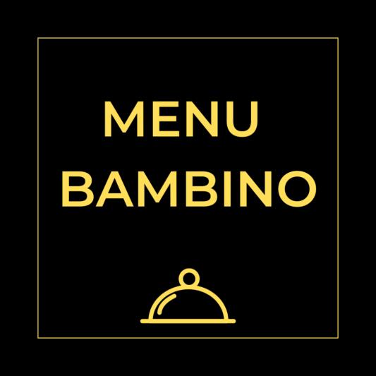 menu bambino - Carte Maccenzo