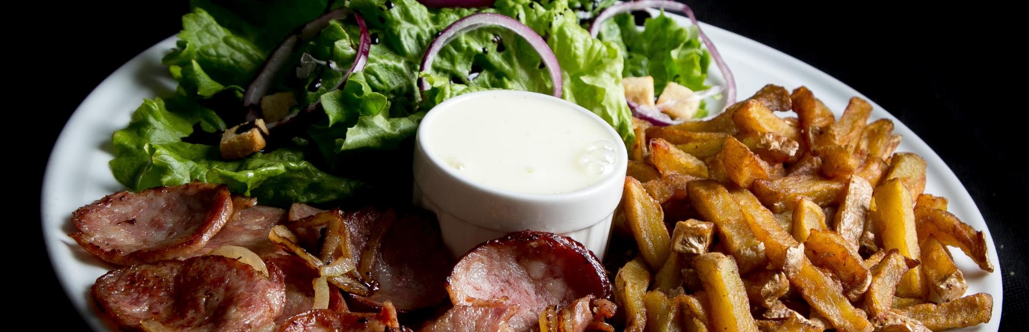 Assiette Franc-Comtoise - Carte Maccenzo